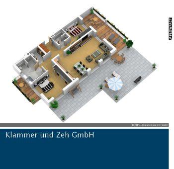 Erdgeschosswohnung in Engelsbrand  - Grunbach