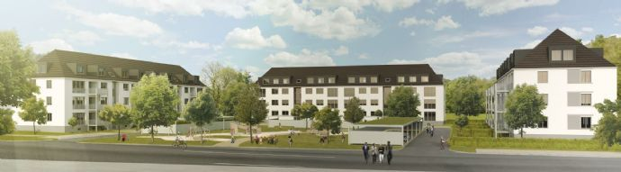 Erdgeschosswohnung in Hanau  - Hanau