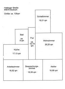 Etagenwohnung in Bochum  - Linden