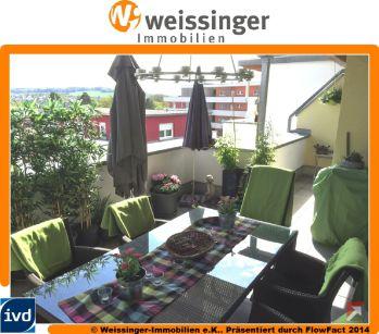 Penthouse in Ulm  - Eselsberg