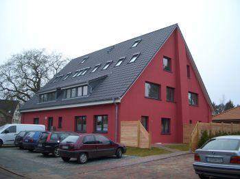 Etagenwohnung in Großhansdorf