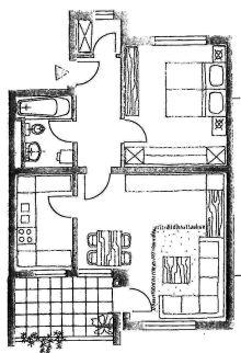 Etagenwohnung in Ulm  - Wiblingen
