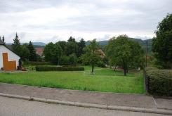 Wohngrundstück in Meßstetten  - Hossingen