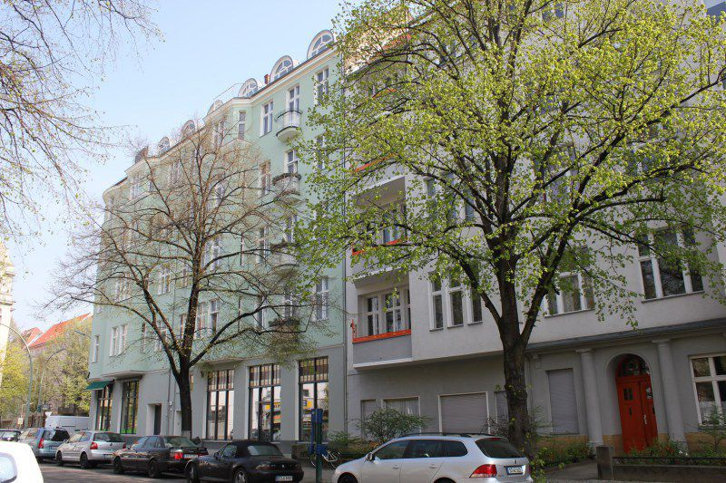 bilder zu mak immobilien empfiehlt perfekte idylle mit gro er sonnenterrasse in berlin. Black Bedroom Furniture Sets. Home Design Ideas