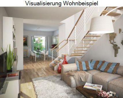 Praktische Single-/Pärchenwohnung mit 2 Balkonen in ruhiger Lage mit...