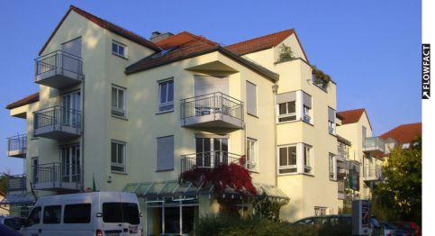 Dachgeschosswohnung in Klosterlechfeld