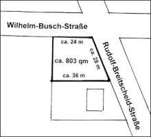 Wohngrundstück in Falkensee