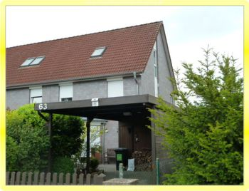Reihenendhaus in Nienburg  - Langendamm