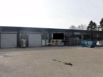 Produktionsfläche in Kiel  - Hassee