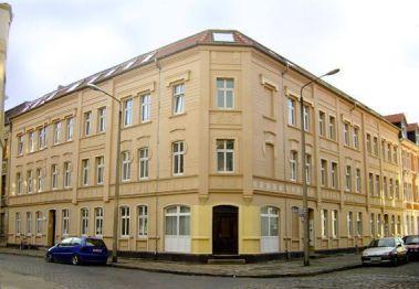 Erdgeschosswohnung in Wittenberge