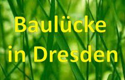 Wohngrundstück in Dresden  - Striesen-Süd