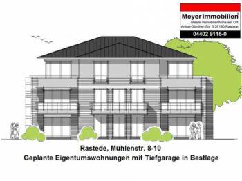 Erdgeschosswohnung in Rastede  - Rastede I