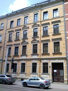 Dachgeschosswohnung in Zwickau  - Innenstadt