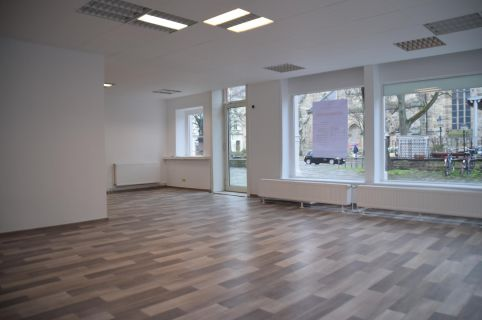 Büro am beliebten Münsterkirchhof!
