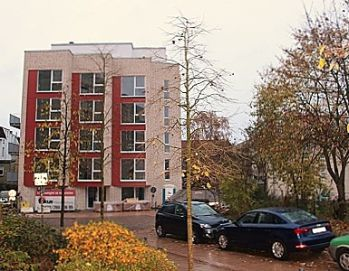 Etagenwohnung in Kiel  - Südfriedhof