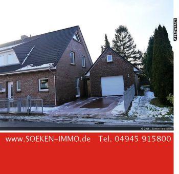 Doppelhaushälfte in Emden  - Borssum/Hilmarsum