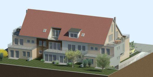 Erdgeschosswohnung in Griesheim
