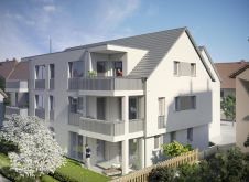 Dachgeschosswohnung in Filderstadt  - Bernhausen
