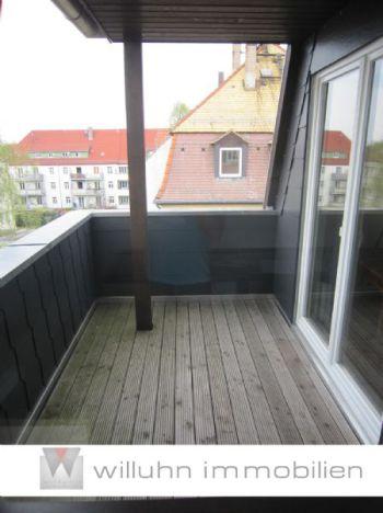 Dachgeschosswohnung in Leipzig  - Großzschocher