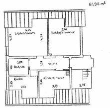 Dachgeschosswohnung in Dortmund  - Aplerbecker Mark