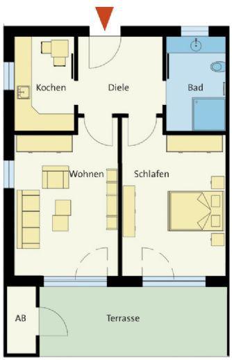 Erdgeschosswohnung in Lotte  - Wersen