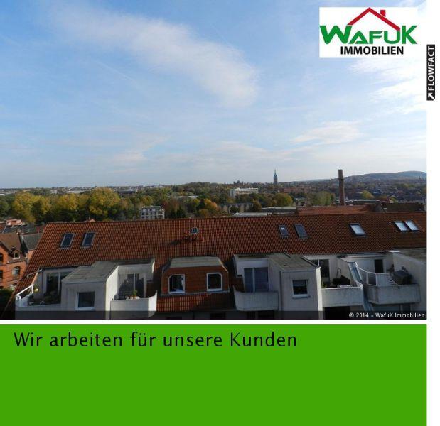 Luxus Hildesheim Bad on Suite 3 Balkone Blick Brocken - Wohnung mieten - Bild 1