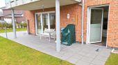 Vermietet: Neuwertige Erdgeschosswohnung mit großem Garten und Tiefgarage!