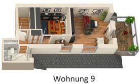 Etagenwohnung in Lüneburg  - Lüne-Moorfeld