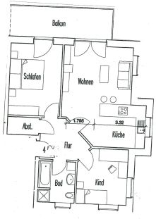 Wohnung in Fredenbeck  - Fredenbeck