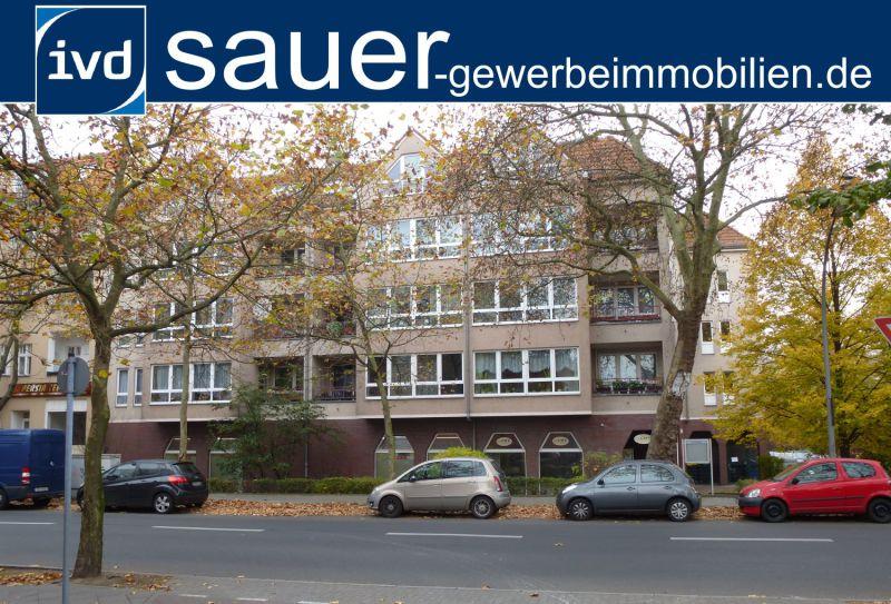 480 m� Ladenfl�che ehemaliger Lebensmittelmarkt Lager Sozialfl�chen UG - Gewerbeimmobilie mieten - Bild 1