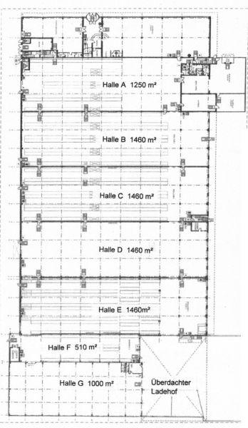 Moderne teilbare teilm�blierte B�rofl�che 300 2000 m� Regenstauf - Gewerbeimmobilie mieten - Bild 1