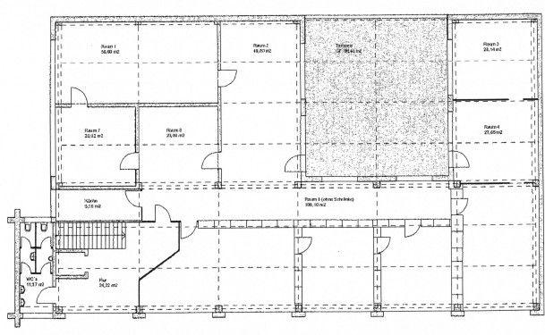 Halle 300 m� optional B�ro Dachgarten 420 m� Regensburg Ost - Gewerbeimmobilie mieten - Bild 1