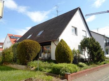 Zweifamilienhaus in Schriesheim  - Altenbach