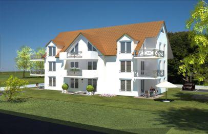 Erdgeschosswohnung in Wolfertschwenden  - Bossarts