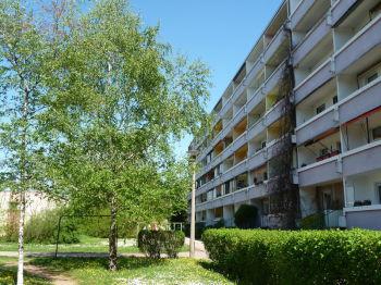 Etagenwohnung in Dessau-Roßlau  - Zoberberg