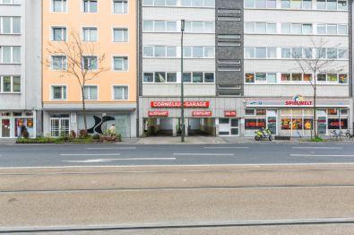Tiefgaragenstellplatz in Düsseldorf  - Friedrichstadt