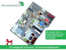 Dachgeschosswohnung in Erftstadt  - Gymnich