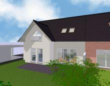 Doppelhaushälfte in Neuenkirchen  - St. Arnold