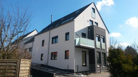 Erdgeschosswohnung in Diedorf  - Diedorf