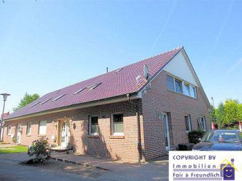 Doppelhaushälfte in Bunde  - Wymeer