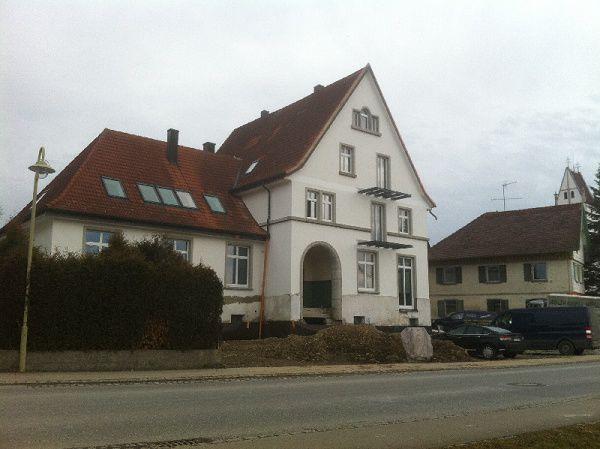 VERMIETUNG Gewerber�ume Alten Schule Seibranz - Gewerbeimmobilie mieten - Bild 1