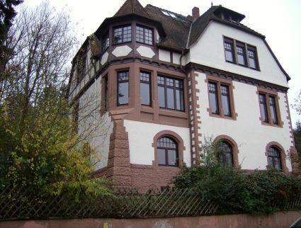 Residieren in einer historischen Villa - top saniert!