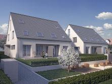 Doppelhaushälfte in Stuttgart  - Zuffenhausen