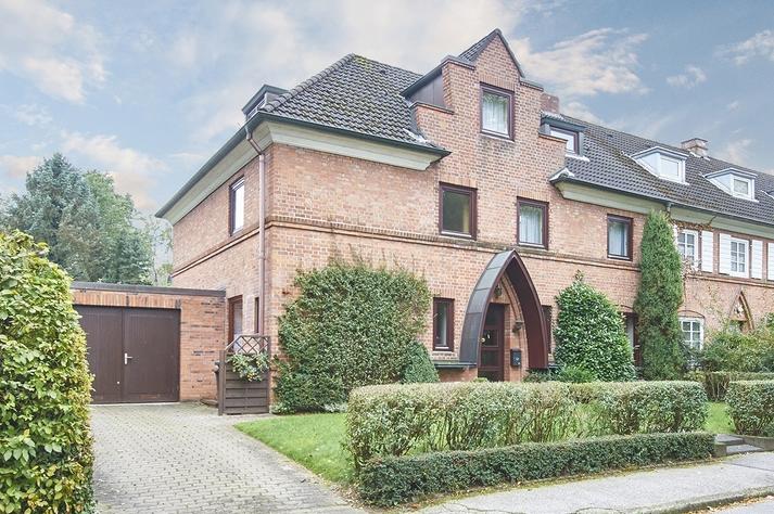 Haus kaufen in Hamburg Volksdorf
