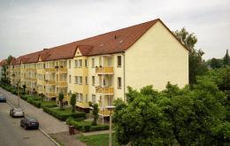 Erdgeschosswohnung in Magdeburg  - Leipziger Str.