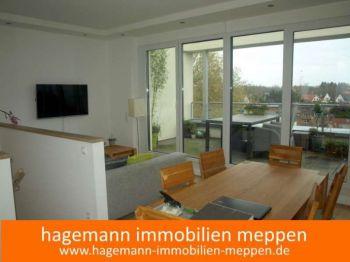 Etagenwohnung in Meppen  - Altstadt