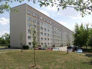 Erdgeschosswohnung in Riesa  - Pausitzer Delle