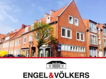 Wohnung in Emden  - Stadtzentrum
