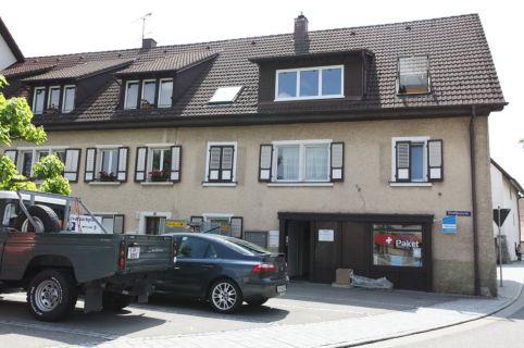 3 Gewerberäume in zentraler Lage in Jestetten.