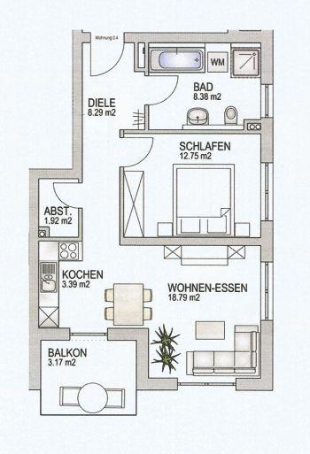 Wohnung in Ehingen (Donau)  - Ehingen